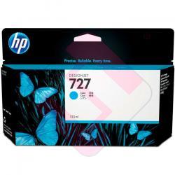 HEWLETT PACKARD CARTUCHO INYEC GF CIAN HP727 130M T920/T1500