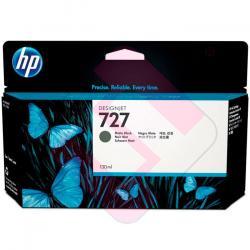 HEWLETT PACKARD CARTUCHO INYEC GF NEGRO MATE HP727 130M T920