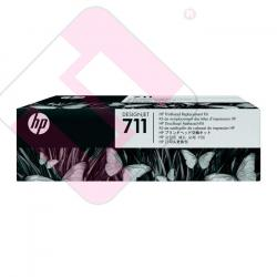 HEWLETT PACKARD CABEZAL INYECCION TINTA COLOR 711