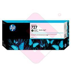 HEWLETT PACKARD CARTUCHO INYEC GF NEGRO MATTE HP727 300ML
