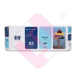 HEWLETT PACKARD CARTUCHO INYECCION TINTA CIAN CLARO 83 UV 68
