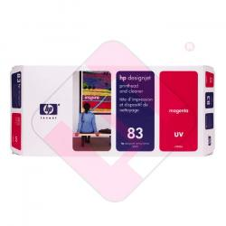 HEWLETT PACKARD KIT INKJET MAGENTA 83 UV DESINGJET/5000PS/50