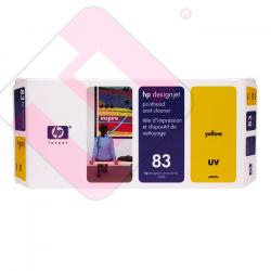 HEWLETT PACKARD KIT INKJET AMARILLO 83 UV DESINGJET/5000PS/5