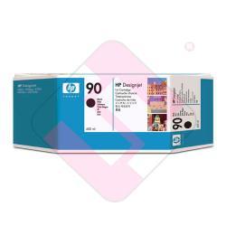 HEWLETT PACKARD CARTUCHO INYECCION TINTA NEGRO 90 400ML DESI