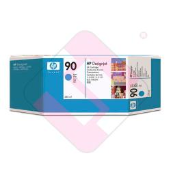 HEWLETT PACKARD CARTUCHO INYECCION TINTA CIAN 90 225ML DESIG