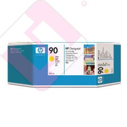 HEWLETT PACKARD CARTUCHO INYECCION TINTA AMARILLO 90 225ML D