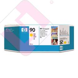 HEWLETT PACKARD CARTUCHO INYECCION TINTA AMARILLO 90 400ML D