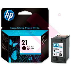 HEWLETT PACKARD CARTUCHO INYECCION TINTA NEGRO 21 5ML DESKJE
