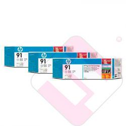 HEWLETT PACKARD CARTUCHO INYECCION TINTA GRIS CLARO 91 775ML