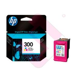 HEWLETT PACKARD CARTUCHO INYECCION TINTA TRICOLOR 300 165 P