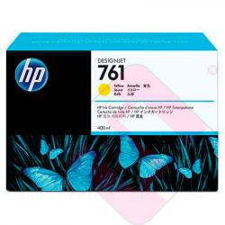 HEWLETT PACKARD CARTUCHO INYECCION TINTA AMARILLO 761 400ML