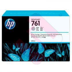HEWLETT PACKARD CARTUCHO INYECCION TINTA GRIS 761 400ML DJ T