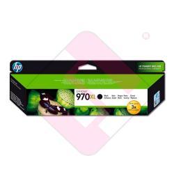 HEWLETT PACKARD CARTUCHO INYECCION TINTA NEGRO 970XL