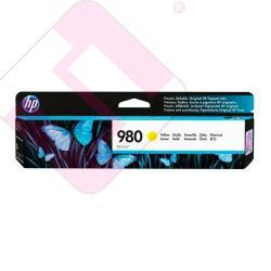 HEWLETT PACKARD 980 TINTA AMARILLA 6600 PAGINAS