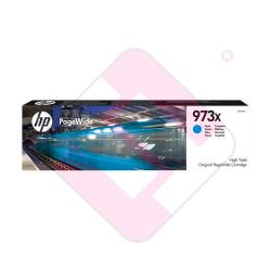 HP CARTUCHO TINTA CIAN 973XL PAGEWIDE PRO452/477/