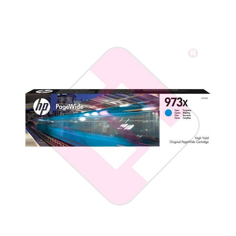 HP CARTUCHO TINTA CIAN 973XL PAGEWIDE PRO452/477/