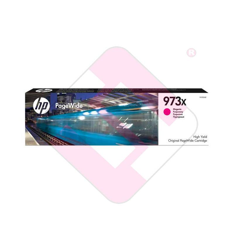 HP CARTUCHO TINTA MAGENTA 973XL PAGEWIDE PRO452/477