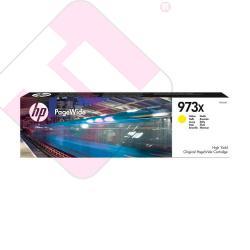 HP CARTUCHO TINTA AMARILLO 973XL PAGEWIDE PRO452/477