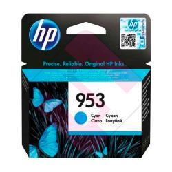 HP CARTUCHO TINTA CIAN 953 OFFICEJET PRO8210/8710/8715/8720