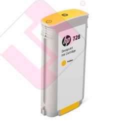HEWLETT PACKARD DESIGNJET T730/T830 HP 728 AMARILLO 130ML