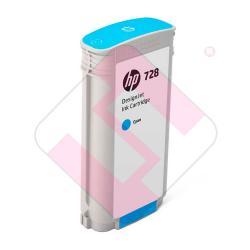 HEWLETT PACKARD DESIGNJET T730/T830 HP 728 CIAN 130ML
