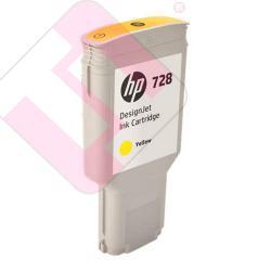 HP CARTUCHO TINTA AMARILLO DESIGNJET T730/T830