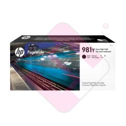 HP CARTUCHO TINTA NEGRO 981Y 20000 PAGINAS