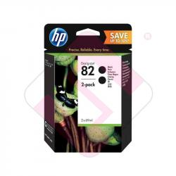 HEWLETT PACKARD HP82 PACK DOBLE DESIGNJET 111/510