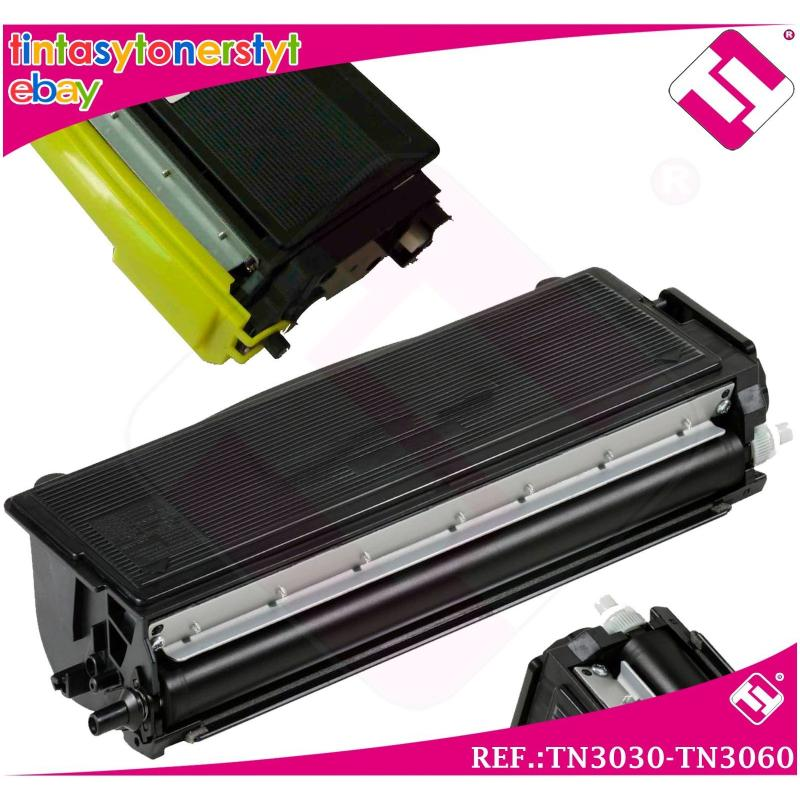 TONER NEGRO TN3030 TN3060 COMPATIBLE PARA IMPRESORAS NONOEM BROTHER NO ORIGINAL
