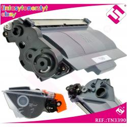 TONER NEGRO TN3390 COMPATIBLE PARA IMPRESORAS NONOEM BROTHER NO ORIGINAL