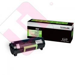 LEXMARK TONER LASER NEGRO 1.500 PGINAS RETORNABLE MS/310D/3