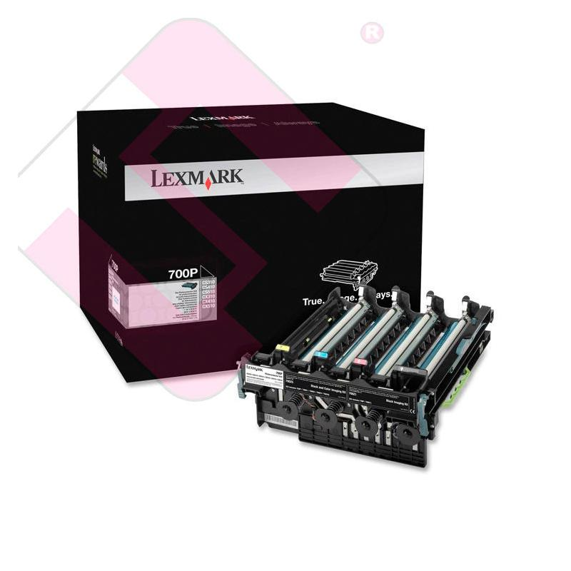 LEXMARK TAMBOR LASER COLOR 40.000 PAGINAS CS/310/410/510 CX/