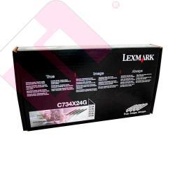LEXMARK TAMBOR LASER 20.000 PAGINAS PACK 4 C/734/734DN/734DT