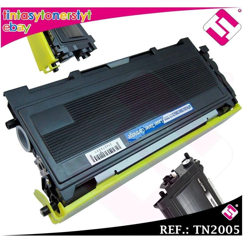TONER NEGRO TN2005 ALTERNATIVO PARA IMPRESORAS NONOEMBROTHER NO ORIGINAL TN-2005