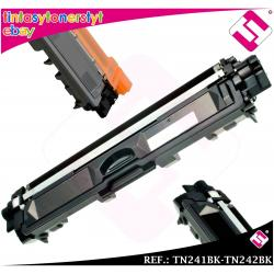 TONER NEGRO TN241BK TN242BK ALTERNATIVO IMPRESORAS NONOEMBROTHER TN-241BK-242BK