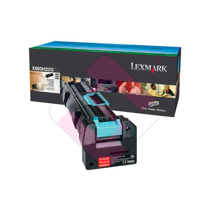 LEXMARK TAMBOR LASER NEGRO 48.000 PAGINAS X/860E/862E/864E