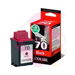 LEXMARK CARTUCHO INYECCION TINTA NEGRO N70 1.200 P GINAS JE