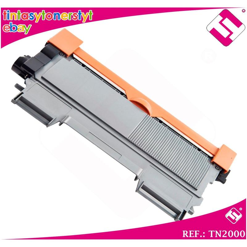TONER NEGRO TN2000 COMPATIBLE PARA IMPRESORAS NONOEMBROTHER NO ORIGINAL