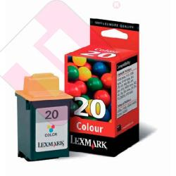 LEXMARK CARTUCHO INYECCION TINTA COLOR N