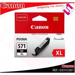 CANON CARTUCHO TINTA NEGRO ALTO RENDIMIENTO CLI571BK 4425PAG