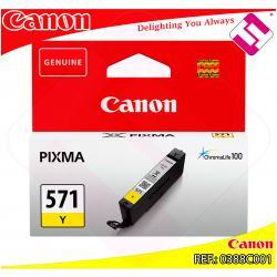 CANON CARTUCHO TINTA CLI571Y