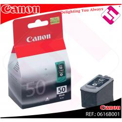 CANON CARTUCHO INYECCION TINTA NEGRO PG-50 MX/300 IP/1200/13