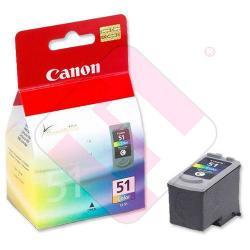 CANON CARTUCHO INYECCION TINTA COLOR CL-51 IP/2200/6210D/622