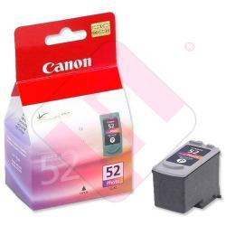 CANON CARTUCHO INYECCION TINTA COLOR FOTO CL-52 IP/6210D/622