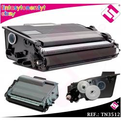 TONER NEGRO TN-3512 XXL ALTA CAPACIDAD ALTERNATIVO IMPRESORAS NONOEMBROTHER