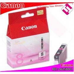 CANON CARGA INYECCION TINTA FOTO MAGENTA CLI-8PM IP/6700D/66