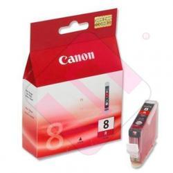 CANON CARGA INYECCION TINTA ROJO CLI-8R PIXMA/PRO 9000