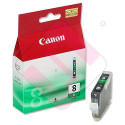 CANON CARGA INYECCION TINTA VERDE CLI-8G PIXMA/PRO 9000