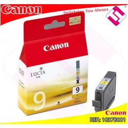 CANON CARGA INYECCION TINTA AMARILLO PGI-9Y PIXMA PRO/9500 P