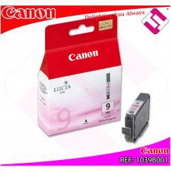 CANON CARGA INYECCION TINTA FOTO MAGENTA PGI-9PM PIXMA PRO/9